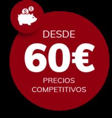 alquiler trasteros Madrid desde 60€